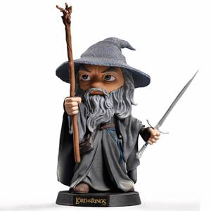 Iron Studios Lord of the Rings Mini Co. PVC Figure Gandalf 18 cm