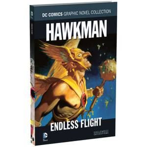 DC Comics Graphic Novel Collection Hawkman Endless Flight