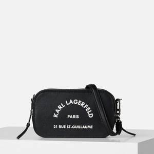 KARL LAGERFELD Women's Rue St Guillaume Camera Bag - Black