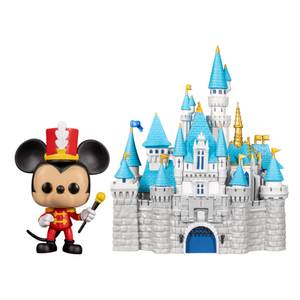 Disney 65th Castle with Mickey Funko Pop! Town