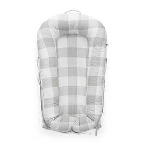 DockATot Deluxe + Pod for 0-8 Months - Natural Buffalo