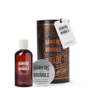 Hawkins & Brimble Beard Gift Set Copper (Worth £22.90)