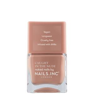 nails inc. Caught in The Nude Nail Polish 15ml (Various Shades)
