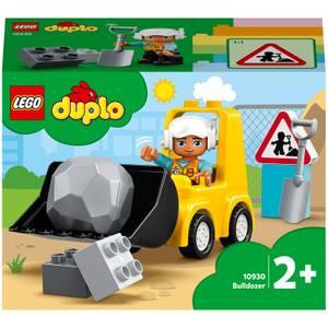 LEGO DUPLO Bulldozer, Ensemble de jouets Le bulldozer (10930)