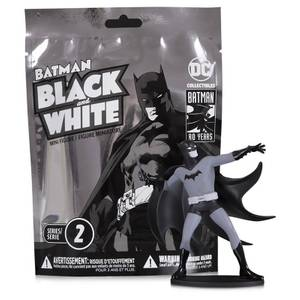 DC Collectibles DC Comics Batman Black and White Blind Bag Mini Figure - Wave 2 (Assortment)