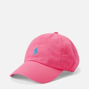 Polo Ralph Lauren Men's Classic Sport Cap - Pink