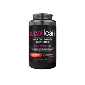 IdealFit Multivitamin Gummies - 30 Servings