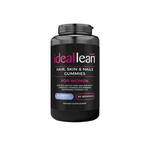 IdealFit Hair, Skin & Nails Gummies - 30 Servings