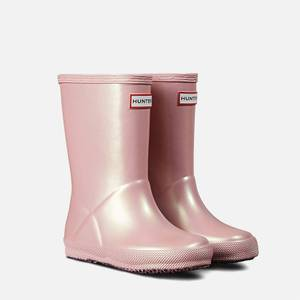 Hunter Original Kids' First Classic Nebula Wellington Boots - Bella