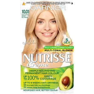 Garnier Nutrisse Permanent Hair Dye (Various Shades)