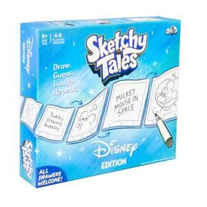 Sketchy Tales Game - Disney Edition
