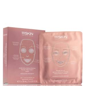 111SKIN Rose Gold Brightening Facial Treatment Mask Box
