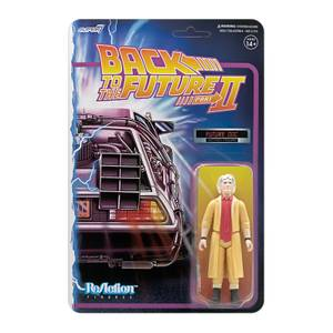 Super7 Back To The Future Part II ReAction Figure - Future Doc