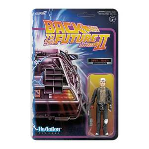 Super7 Back To The Future Part II ReAction Figure - Griff Tannen