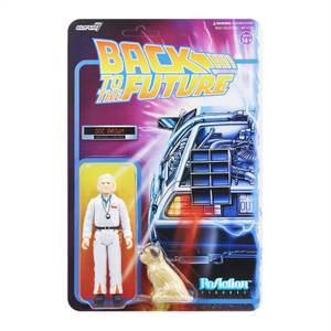 Super7 Back To The Future Part II ReAction Figure - Doc Brown