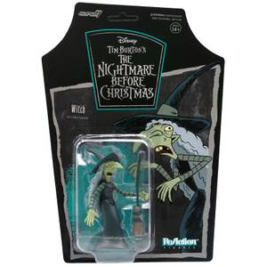 Super7 The Nightmare Before Christmas ReAction Figure - Witch