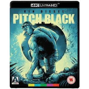 Pitch Black - 4K Ultra HD