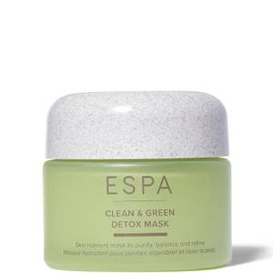 ESPA Clean and Green Detox Mask 55ml