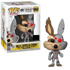 Looney Tunes Coyote as Cyborg EXC Pop Vinyl Figure