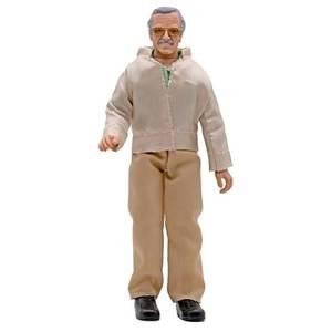 Mego Marvel's Stan Lee 8 Inch Action Figure