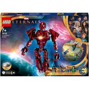LEGO Marvel The Eternals In Arishem's Shadow Figure Set (76155)