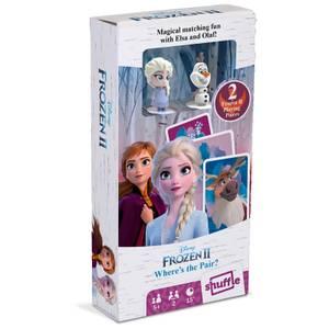 Disney Frozen 2 Figurines Card Game