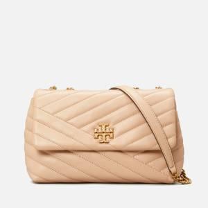Tory Burch Women's Kira Sm Convertible Shoulder Bag - Devon Sand