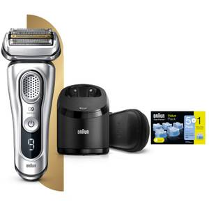 Series 9 Shaver Bundle with Cleaning Centre and Refill