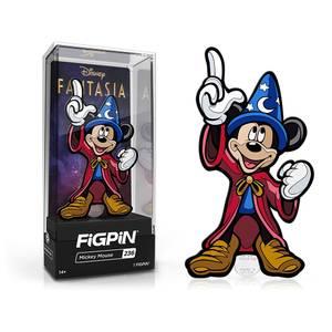 Disney Fantasia Mickey Mouse FiGPiN Enamel Pin