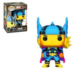 Marvel Black Light Thor Funko EXC Pop! Vinyl