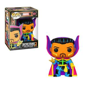 Marvel Black Light Dr Strange EXC Pop! Vinyl Figure