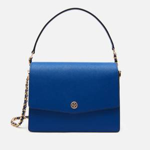 Tory Burch Women's Robinson Convertible Shoulder Bag - Nautical Blue