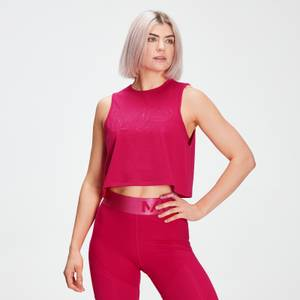 MP Damen Adapt Reach-Top mit drirelease® – Virtual Pink