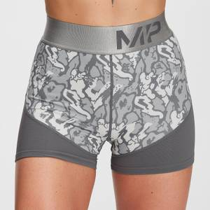 MP Damen Adapt Strukturierte Shorts – Carbon