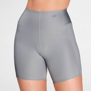 MP Women's Composure Repreve® Cycling Shorts - Thunder Grey