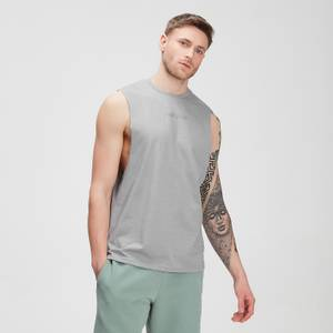 MP Men's Tonal Graphic Tank – Grå