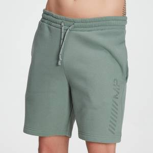MP Men's Tonal Graphic Sweatshorts – Washed Green