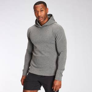 MP Men's Engage Hoodie - Storm Grey