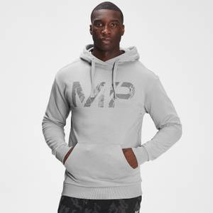 MP Men's Adapt Tonal Camo Hoodie - Grå