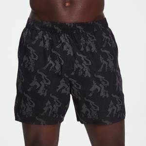 MP Men's Adapt Camo Shorts- Black Camo