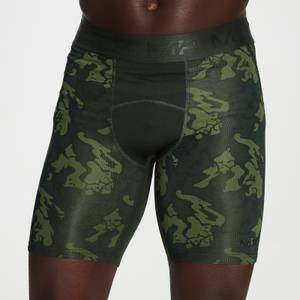 MP Adapt Camo Base Layer Shorts til mænd - Green Camo