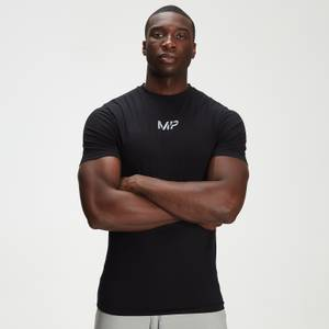 MP Men's Adapt drirelease® Grit Print T-shirt- Black
