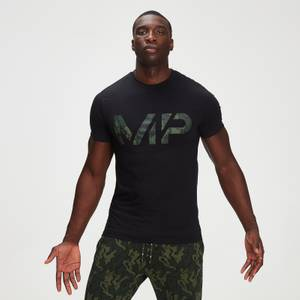 MP Men's Adapt drirelease® Camo Print T-Shirt- Black