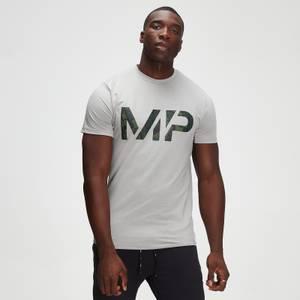 MP 남성용 Adapt drirelease® 카모 프린트 티셔츠- 스톰 그레이 말