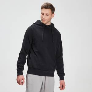MP Men's Raw Training Hoodie - Black