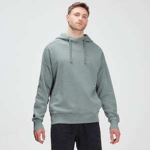 MP Men's Raw Training Hoodie – Washed Green