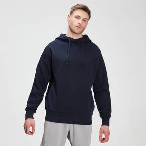 MP Men's Raw Training Hoodie - Navy