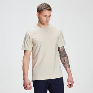 MP Men's Raw Training drirelease® Short Sleeve T-shirt - Ecru