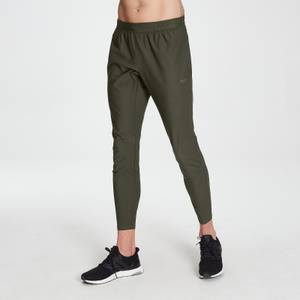 MP Men's Raw Training Stretch Woven Joggers – Dark Olive