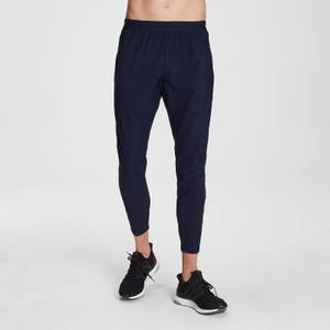 MP Men's Raw Training Stretch Woven Joggers - Navy